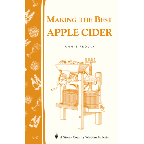 Making the Best Apple Cider booklet
