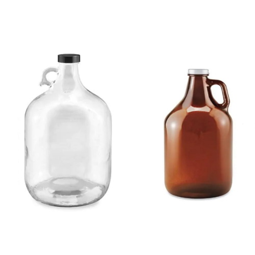 Glass Cider Jugs