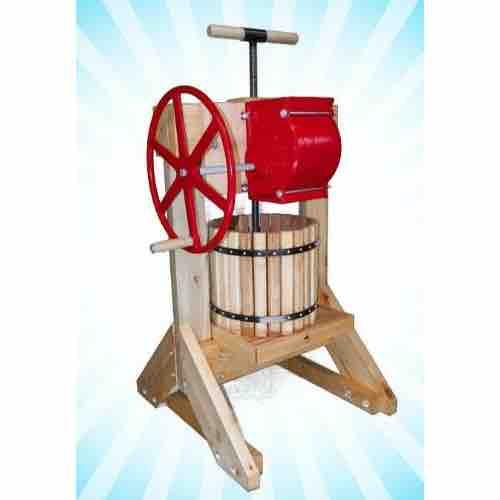Pioneer Cider Press & Grinder