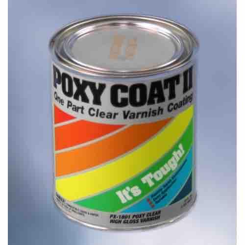 Poxy Coat II